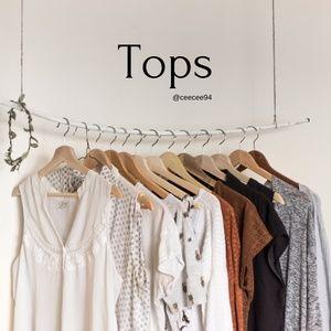 • ➳ Women's Tops Post